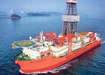 נאוויטס: החלה הפקת נפט בפרויקט בקסקין במפרץ מקסיקו מוקדם מהצפוי